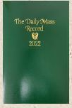 2022 Mass Book